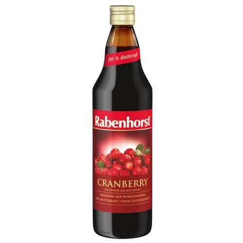 Rabenhorst Cranberry Muttersaft - 1