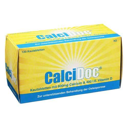 Calcidoc Kautabletten - 1