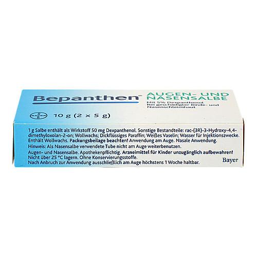 Bepanthen Augen- und Nasensalbe - 4