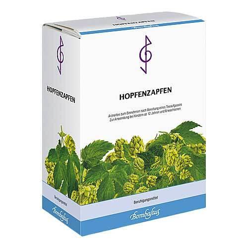 Hopfenzapfen Tee - 1