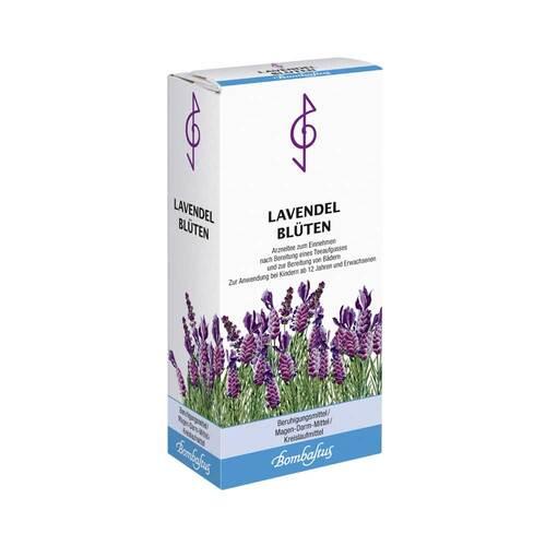 Lavendelblüten Tee - 1
