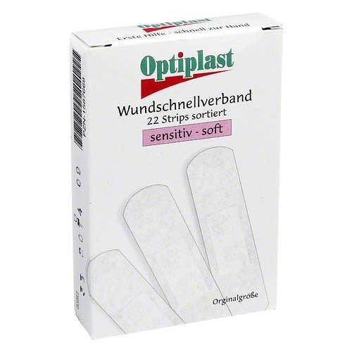 Optiplast Strips Sensitiv - 1