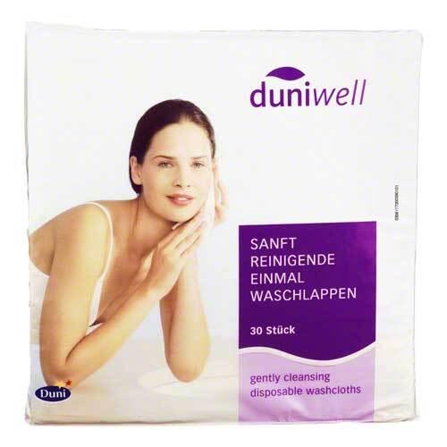 Duniwell Einmal Waschlappen - 1