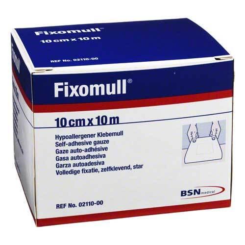 Fixomull Klebemull 10mx10cm - 1