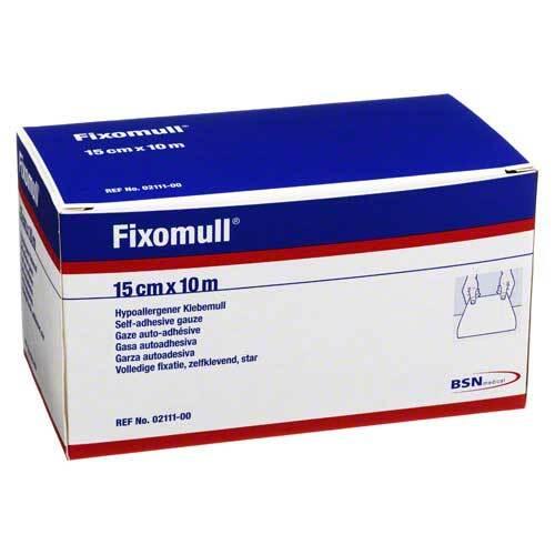 Fixomull Klebemull 10mx15cm - 1