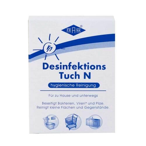 Desinfektionstuch N - 1