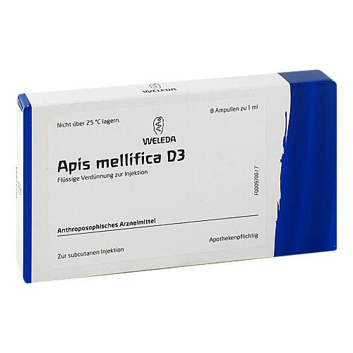 Apis mellifica D 3 Ampullen - 1