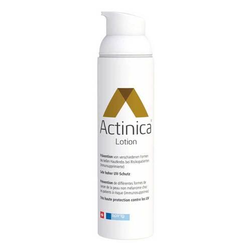 Actinica Lotion Dispenser - 1