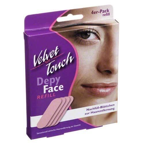 Velvet Touch Face Nachfüllset - 1