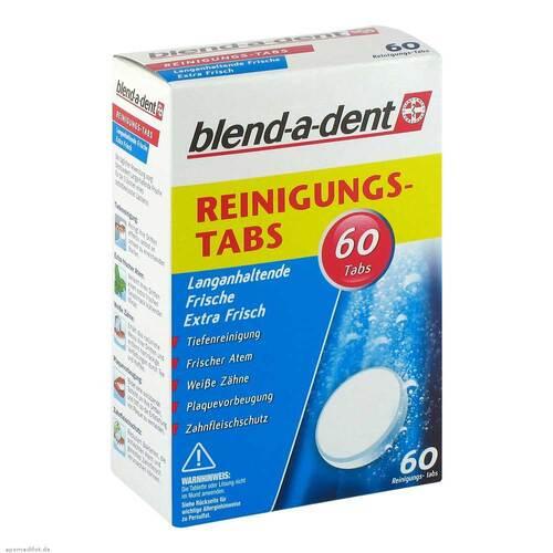 Blend A Dent Reinigungs Tabs langanhalt.Frische - 1