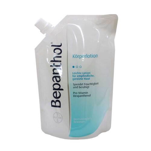 Bepanthol Körperlotion Nachfüllbeutel - 1