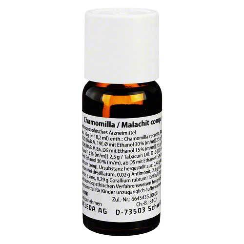 Chamomilla / Malachit comp.Dilution - 1