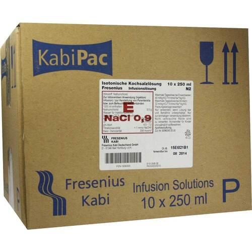 Kochsalzlösung 0,9% Plastikflasche Fresenius - 1