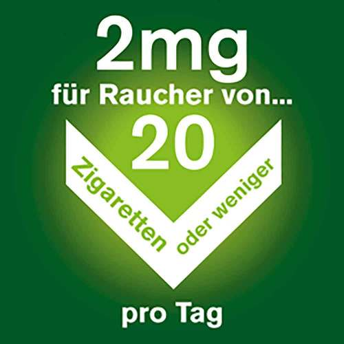 nicorette Kaugummi freshfruit, 2 mg Nikotin - 4