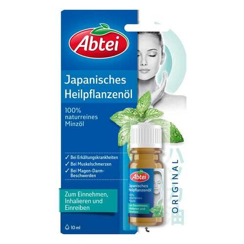 Abtei Japanisches Heilpflanzenöl - 1