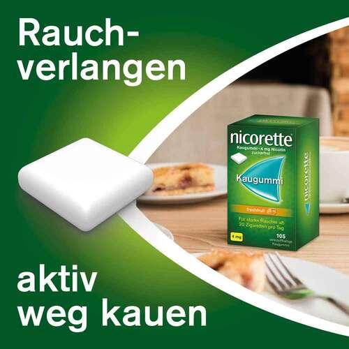 Nicorette Kaugummi 4 mg freshfruit - 3