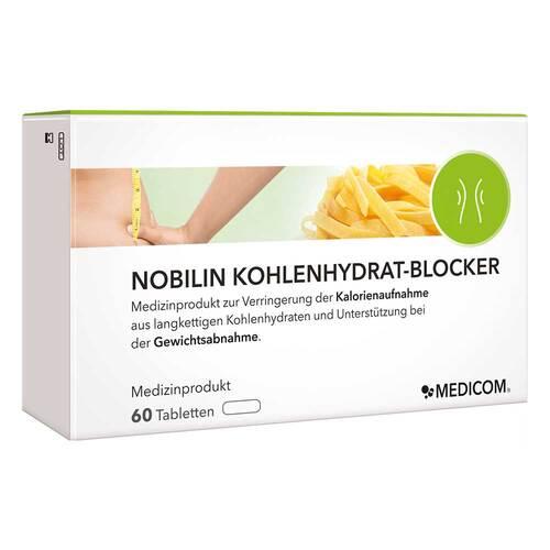 Nobilin Kohlenhydrat-Blocker Tabletten - 1