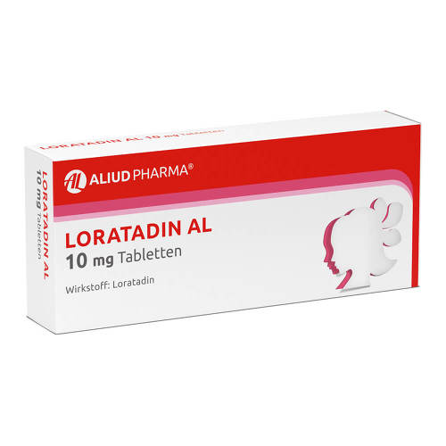 Loratadin AL 10 mg Tabletten - 1
