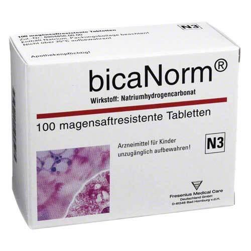 PZN 01654873 Tabletten magensaftresistent, 100 St