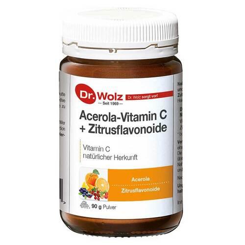 Vitamin C + Bioflavonoide Dr. Wolz Pulver - 1