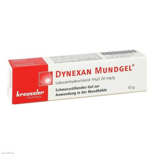 Dynexan Mundgel - 1