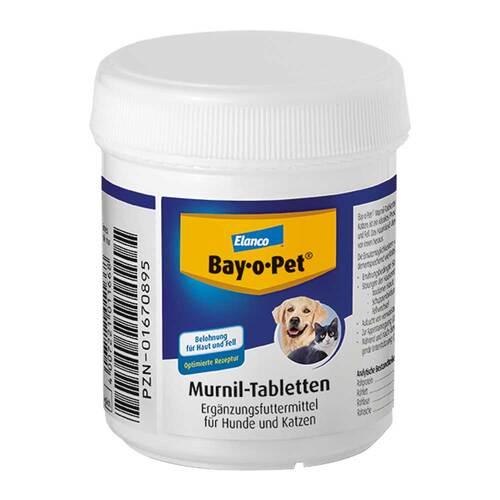 Bay O PET Murnil Tabletten vet. (für Tiere) - 1