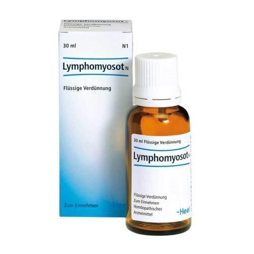 Lymphomyosot N Tropfen - 1