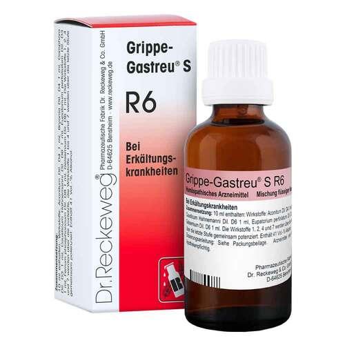 Grippe Gastreu S R 6 Tropfen zum Einnehmen - 1