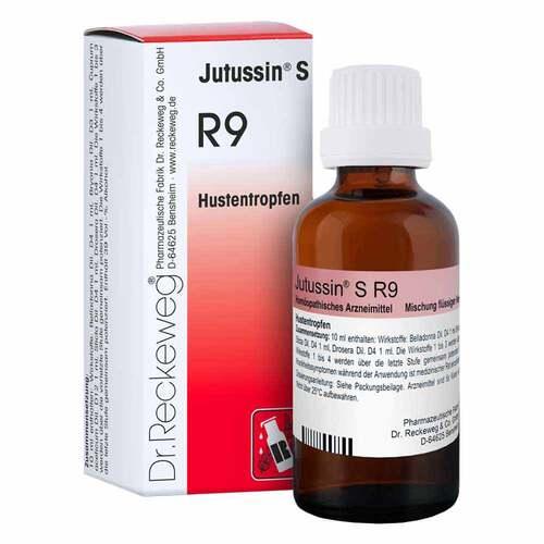 Jutussin S R 9 Tropfen zum Einnehmen - 1