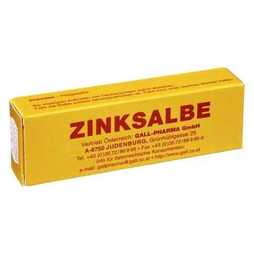 Zinksalbe - 1