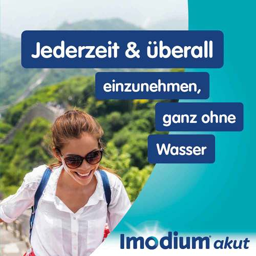 Imodium akut lingual Schmelztabletten - 3