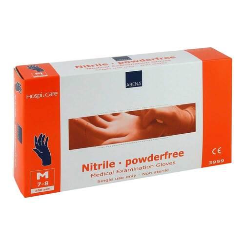 Nitril Handschuhe acceleratorfrei medium - 1
