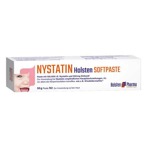 Nystatin Holsten Softpaste - 1