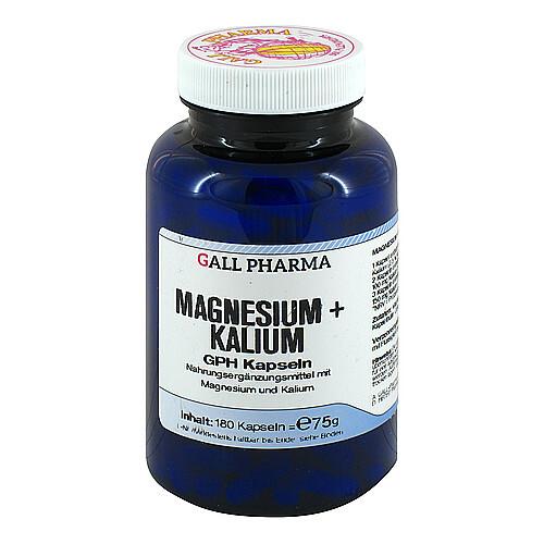 Magnesium + Kalium GPH Kapseln - 1
