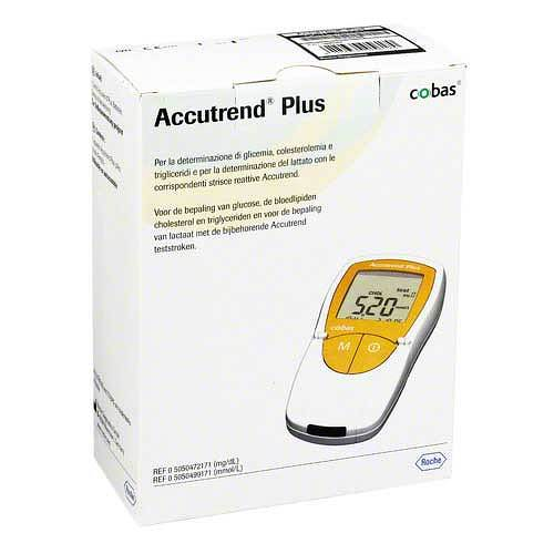 Accutrend Plus mmol / dl - 1