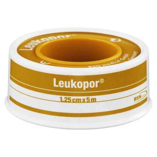Leukopor 5 m x 1,25 cm 2471 - 1
