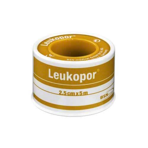 Leukopor 5 m x 2,50 cm 2472 - 1