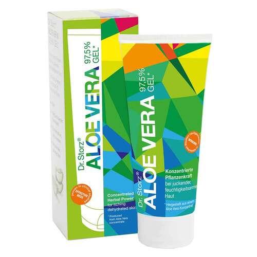 Aloe Vera Gel 97,5% Dr. Storz Tube - 1
