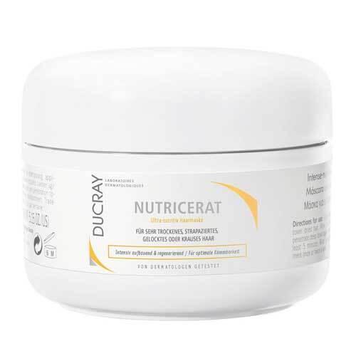 Ducray Nutricerat Ultra nutritiv Haarmaske - 1