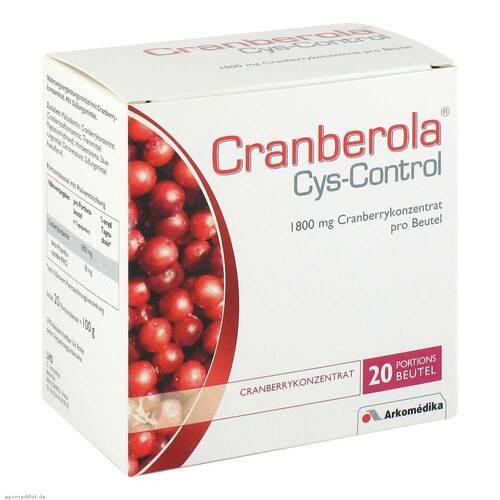 Cranberola Cys Control Pulver - 1