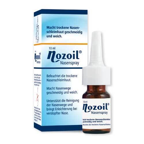 Nozoil Nasenspray - 1