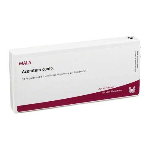 PZN 01750499 Ampullen, 10X1 ml