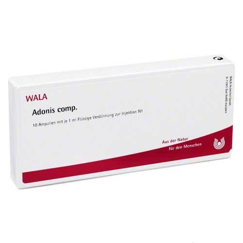 PZN 01750507 Ampullen, 10X1 ml