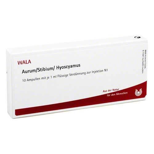PZN 01750803 Ampullen, 10X1 ml