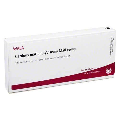 Carduus marianus / Viscum Mali comp. Ampullen - 1