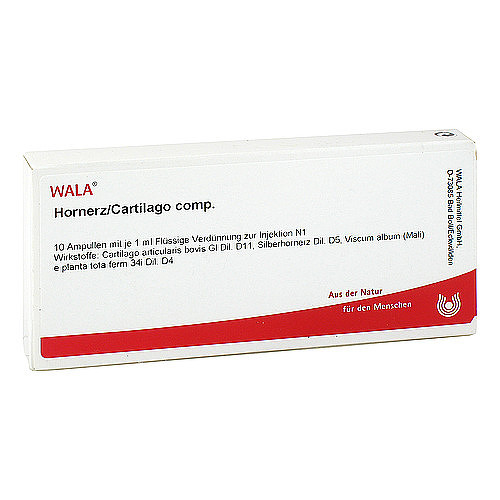 Hornerz / Cartilago comp. Ampullen - 1