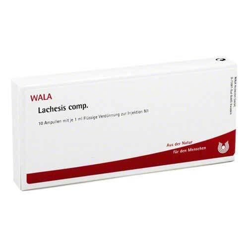 Lachesis comp. Ampullen - 1