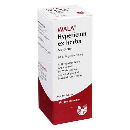 Hypericum ex Herba 5% Oleum - 1