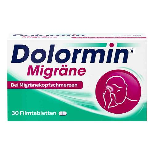 Dolormin Migräne bei Migräneattacken - 1