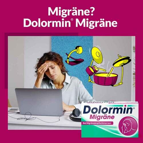 Dolormin Migräne bei Migräneattacken - 2